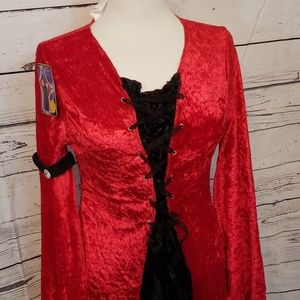 Devil of darkness dress only, new with tag
